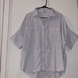 Madewell button up size xlarge